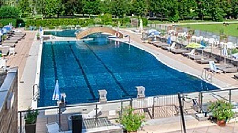 Sommercamp mit Pool Langenzersdorf BB