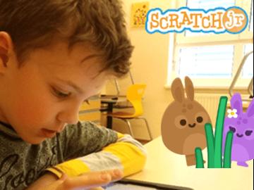 ScratchJr - Anfängerkurse für 6-7 jährige Kinder