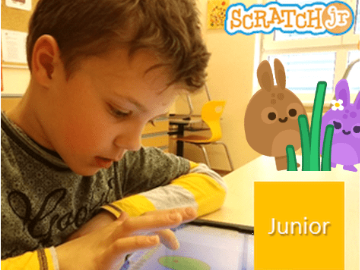 Programmierkurse Scratch Junior