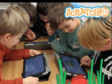 Kursinformationen ScratchJr 2 6-7 Jährige
