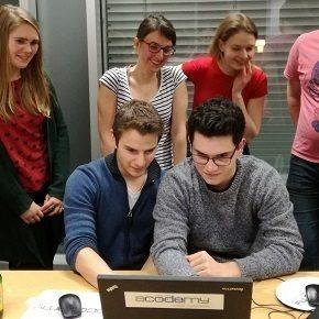 Programmierkurs bei acodemy